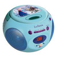 Lexibook Frozen / Jégvarázs CD lejátszó FM rádióval RCD102FZ