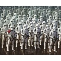 Btech Star Wars mini poszter SW4
