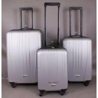 """Btech Állóbőrönd 26"""" - ezüst"""