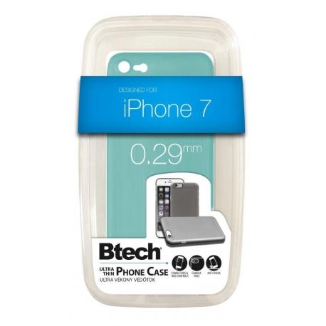 Btech ULTRA VÉKONY TOK iPHONE 7 TÜRKIZKÉK