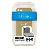 Btech ULTRA VÉKONY TOK iPHONE 7 ARANY