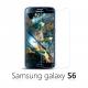 Btech törhetetlen Samsung Galaxy S6 kijelzővédő fólia