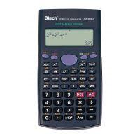 Btech FX-82ES tudományos számológép