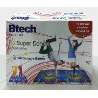 Btech BDM-100 dupla táncszőnyeg