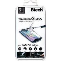 Btech Üvegfólia Samsung Galaxy S6 Edge kijelzővédő fólia