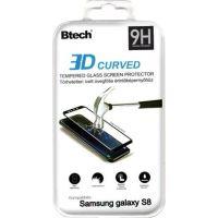 Btech Üvegfólia Samsung Galaxy S8 3D kijelzővédő fólia