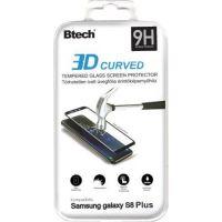 Btech Üvegfólia Samsung Galaxy S8 Plus 3D kijelzővédő fólia