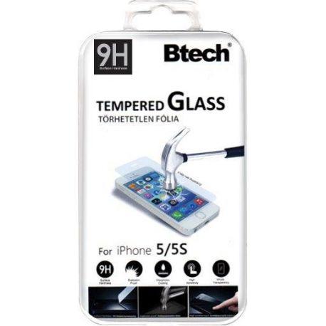 Btech Üvegfólia iPhone 5 kijelzővédő fólia