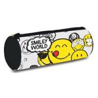 Smiley World hengeres tolltartó fehér