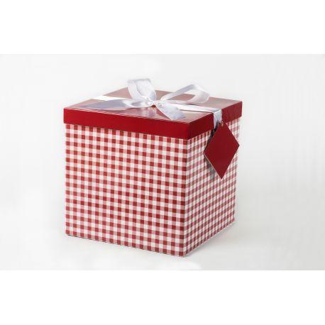 Btech Összehajtható ajándék doboz Piros L