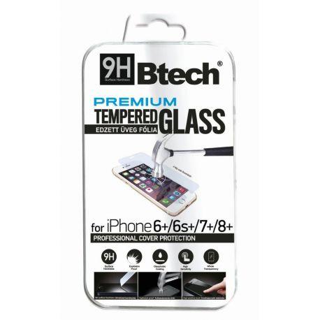 Btech Üvegfólia iPhone 6/6S/7/8 PLUS kijelzővédő fólia