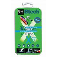 Btech Üvegfólia iPhone XR 3D Védőfólia