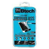 Btech Üvegfólia Huawei P9 Lite 2017 Fekete