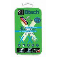 Btech Üvegfólia iPhone X/XS 3D Védőfólia