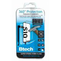 Btech Samsung S10 360°-os Védelem Hybrid Üveggel