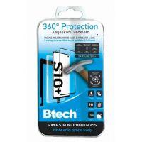 Btech Samsung S10+ 360°-os Védelem Hybrid Üveggel
