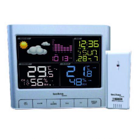 Technoline WS6449 Kültéri/Beltéri időjárás Állomás