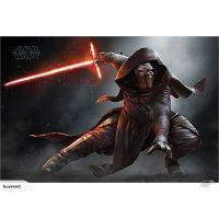 Star wars poszter maxi Kylo Ren