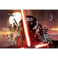 Star wars poszter maxi Galaxy