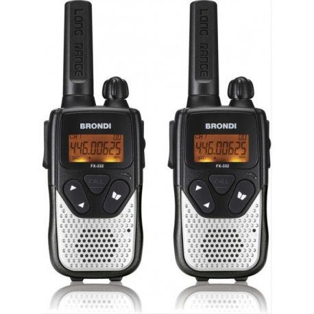 Brondi FX-332 Walkie-Talkie-B
