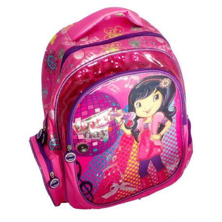 LovelyDay Lányka Iskolatáska