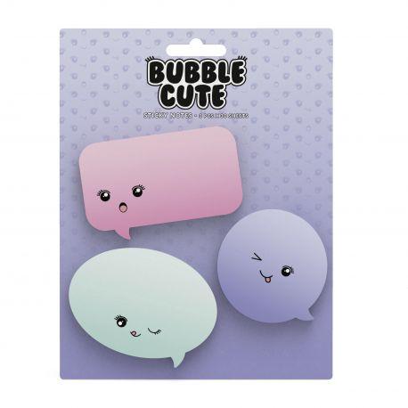 Bubble Cute öntapadós jegyzetblokk
