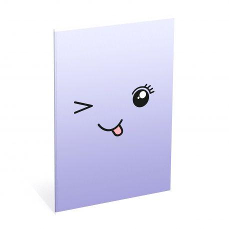 Bubble Cute tűzött füzet