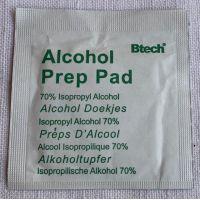 Alkoholos Fertőtlenítő Törlőkendő - 10db