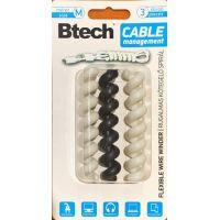 Btech BCM-500 Rugalmas kötegelő spirál 2W+1B