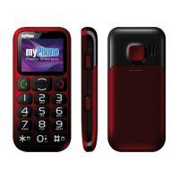 MyPhone 1045 Simply Red mobiltelefon