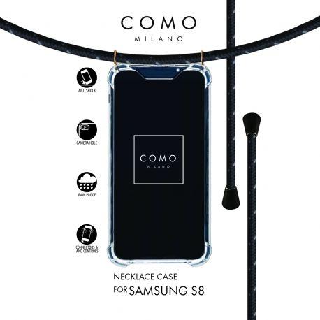 COMO MILANO TELEFONTOK SAMSUNG S8 NYAKBA AKASZTHATÓ