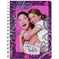 Disney Violetta A6-os spirálfüzet