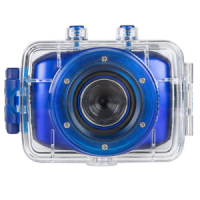 Vivitar DVR 783 HD ACTION CAMERA KÉK