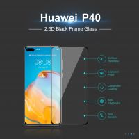 Btech Üvegfólia Huawei P40 kijelzővédő fólia 2.5D