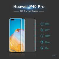 Btech Üvegfólia Huawei P40 PRO kijelzővédő fólia 3D