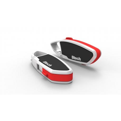 Btech BCM-8010 karabineres micro USB kábel