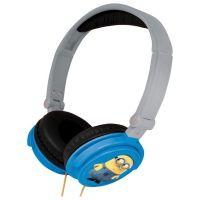 Lexibook Gru / Minyonok sztereó fejhallgató HP010DES