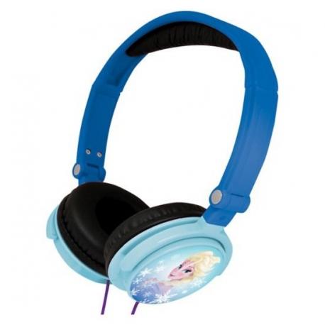 Lexibook Frozen / Jégvarázs sztereó fejhallgató HP010FZ