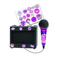 Lexibook Violetta hordozható karaoke szett K900VI
