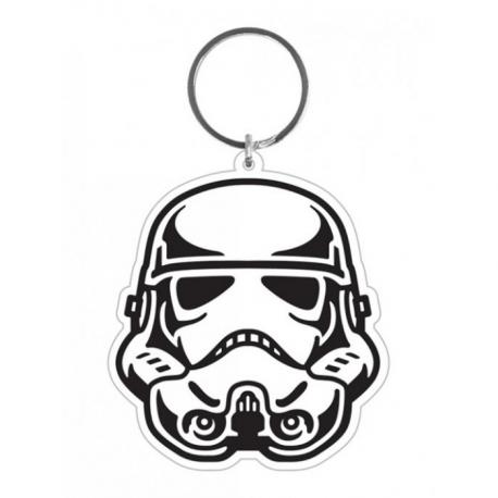 Disney Star Wars kulcstartó Stormtrooper