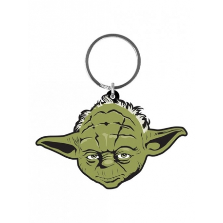 Disney Star Wars kulcstartó Yoda
