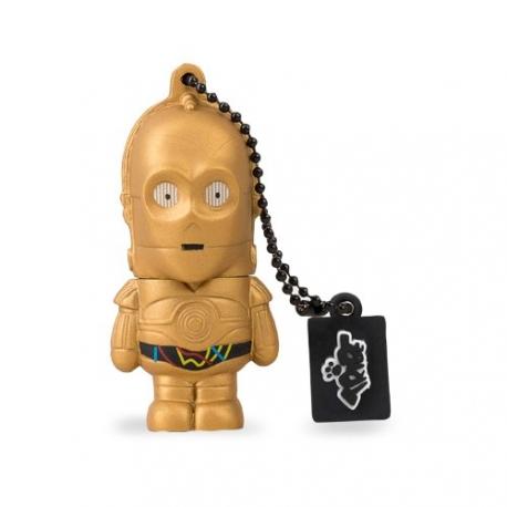 Disney Star Wars pendrive 16 GB C-3PO