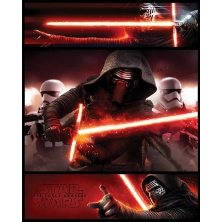Btech Star Wars mini poszter SW1