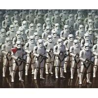 Star wars poszter mini rohamosztagosok