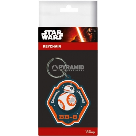 Disney Star Wars kulcstartó BB-8