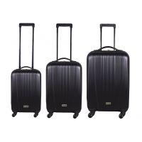 """Btech Állóbőrönd 22"""" - fekete"""