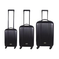 """Btech Állóbőrönd 26"""" - fekete"""