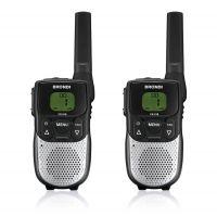 Brondi FX-318 Black walkie-talkie