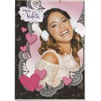 Disney Violetta A7-es jegyzetfüzet