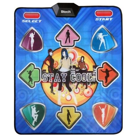 Btech BDM-090 szimpla táncszőnyeg